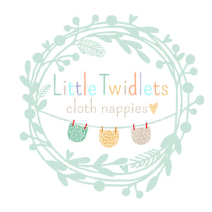 Little Twidlets Cloth Nappies