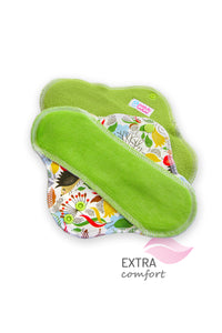 Petit Lulu Standard Slim Cloth Pads 3 pack