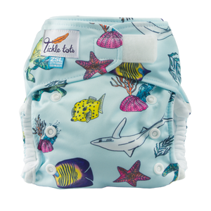 Tickle Tots AIO Pocket Nappy
