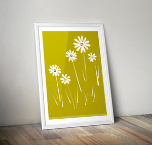 A4 Hannah Day UK Prints