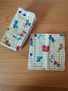 Sew Sustainable Wipes - Towelling 5 pack