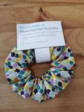 Sew Sustainable Plastic Free Hair Scrunchies