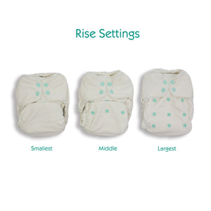 Thirstied Fitted rise settings