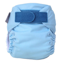 Ecopipo Newborn Nappy Blue