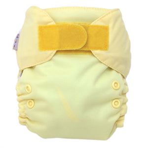 Ecopipo Newborn Nappy Butter Yellow