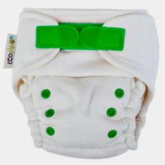 Green Ecopipo Night Nappy