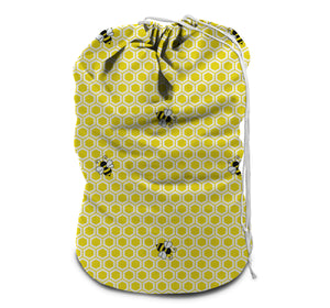 Buttons Drawstring Bucket Liner