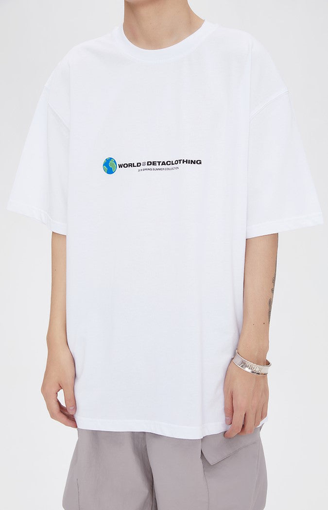 DETA SS World Tour Tee