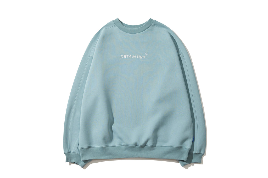 DETA 2019 SS Basic Crewneck Sweater