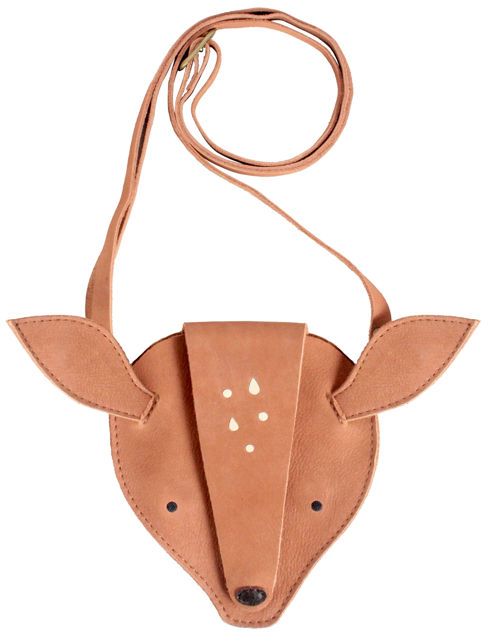 Donsje Leather Britta Purse - Deer Bags - Suzemu