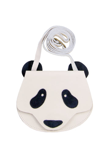 Donsje Leather Britta Purse - Panda Bags - Suzemu