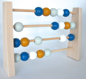 wooden toys - wooden abacus - wood toys for babies - quality wooden toys - baby play - childrens wooden toys