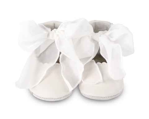 Lieve Lined Baby Ballet Pumps Shoes - Suzemu