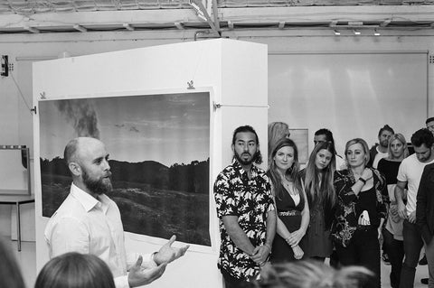 Photos from our Word of Mouth Book Launch Photography + Art Exhibition