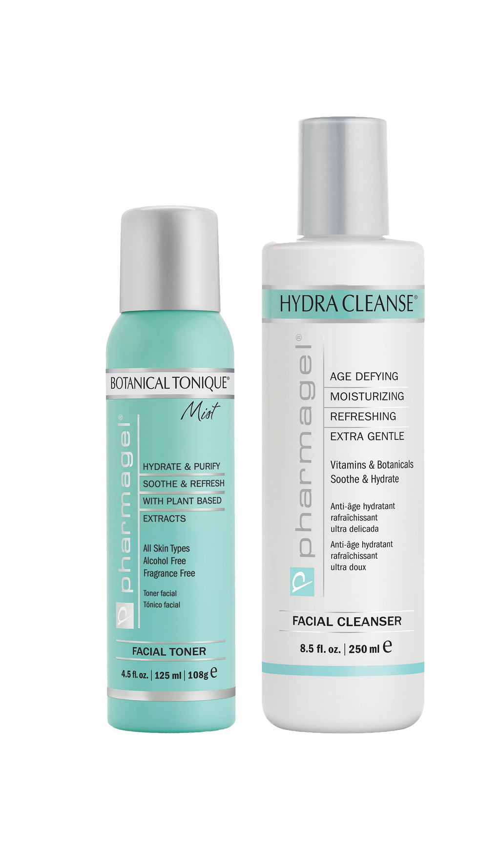 Botanical Tonique Mist & Hydra Cleanse Duo