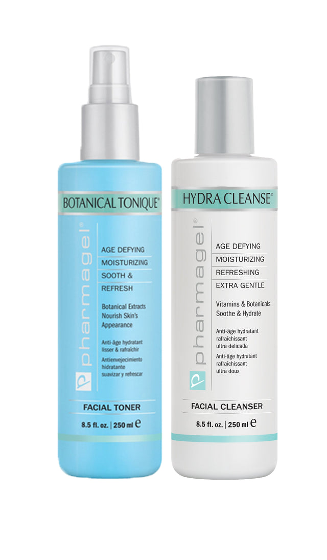 Botanical Tonique & Hydra Cleanse Duo