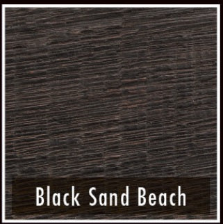 StarVintage pre-finished solid Merbau decking - Black Sand Beach