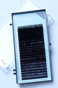 1case ,  J B C D curl,7~15mm MIX ,20rows/tray, mink eyelash extension,natural eyelashes,individual false  free shipping