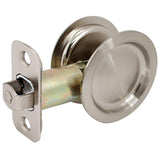 "Cal Royal Sliding Door Lock, 2-3/8"" backset - Hardware X Supply"