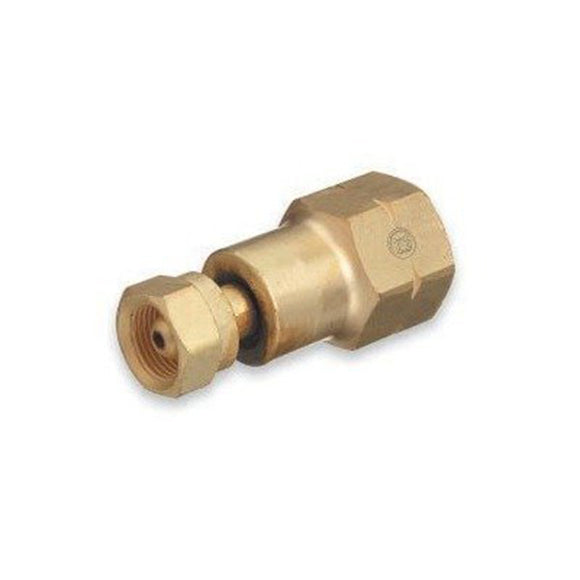 Western Enterprise 324 Brass Cylinder Adaptors - Hardware X Supply