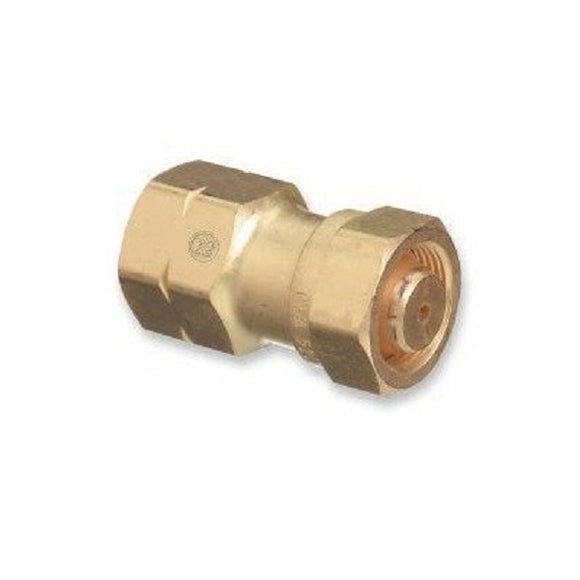 Western Enterprise 317 Brass Cylinder Adaptors - Hardware X Supply