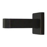 Nuk3y Contemporary Square Wall Stop - Hardware X Supply