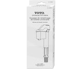 Toto TSU99A.X Adjustable Replacement Valve Assembly for Toilet Tanks