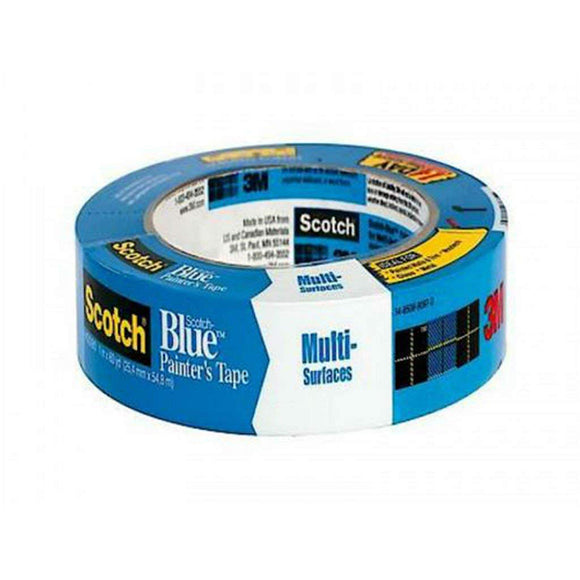 Scotch-Blue Multi-Surface Painter's Tape, 2 in X 60 yd - Hardware X Supply