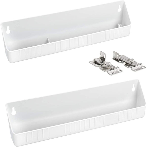 Rev-A-Shelf 6572 Tip-Out Front Sink Tray Set