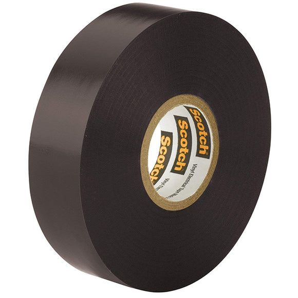 Highland Vinyl Commercial Grade Electrical Tapes, 66 ft x 3/4 in - Hardware X Supply