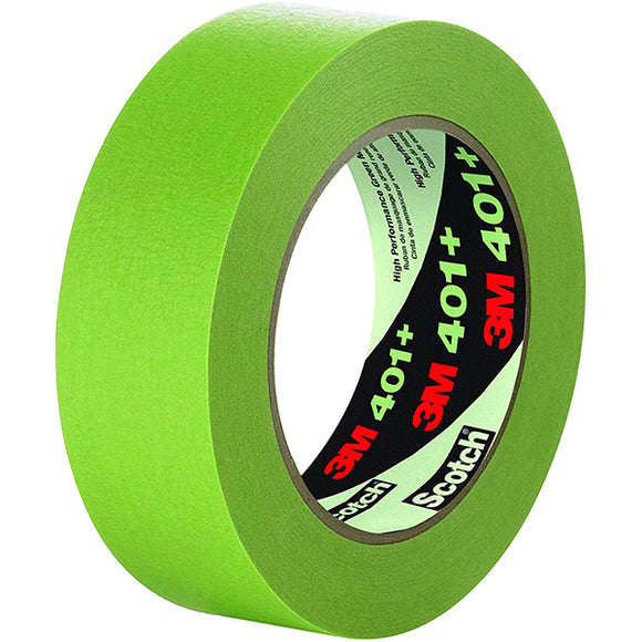 High Performance Green Masking Tape 401 , 48mm X 55 m - Hardware X Supply