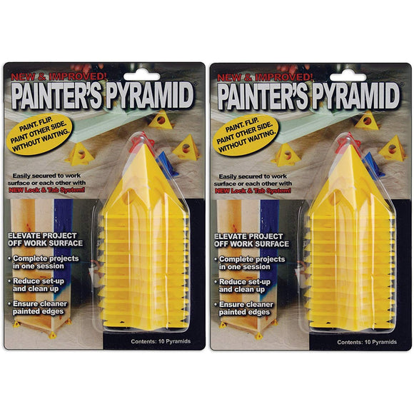 Hyde 43510 Painters Pyramid - 2 Pack
