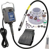 Foredom K-2220 Quick Change Jewelers Kit w/FCT foot Pedal