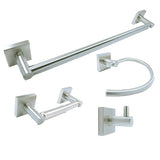 "Pamex Vina Collection Set with 24"" Towel Bar - Hardware X Supply"