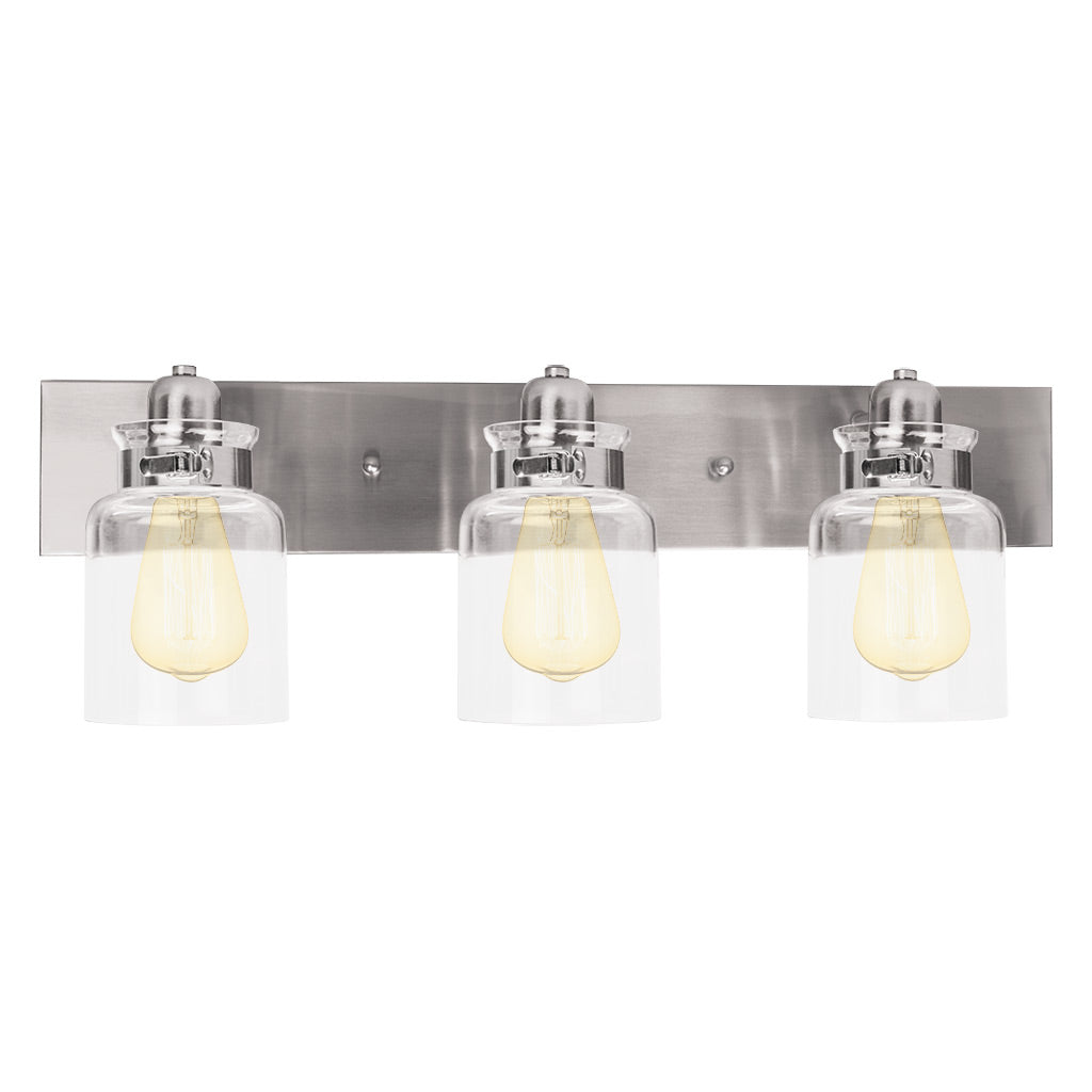 Nuk3y Vintage Bathroom Vanity Light Fixture With Light Globe Hardwarex Supply