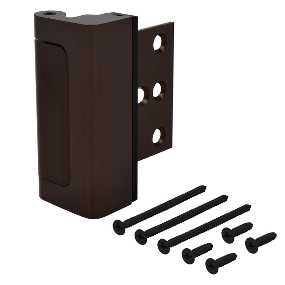 HardwarexSupply Privacy Door Latch Reinforcement Lock