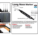 Fastcap Double Sided Long Nose Pattern Marker - Hardware X Supply