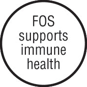 FOS supports immune health