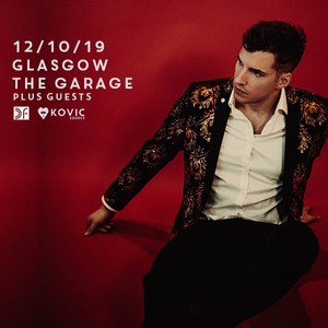 Glasgow ~ 12/10/19 ~ The Garage
