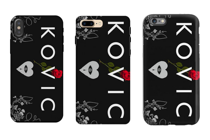 Kovic - iPhone Case