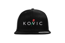 Kovic Rose Snapback Black
