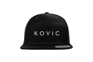 Kovic Snapback Black