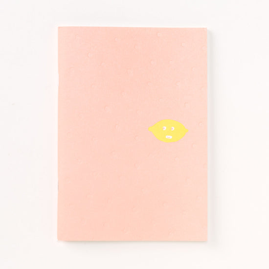 AIUEO - 方眼Notebook (Lemon chan)