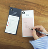 Statelier memo pads - daily plan