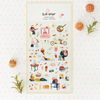 Suatelier sticker - lovely day