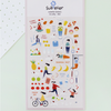 Suatelier sticker - diet