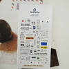 Suatelier sticker - travel note