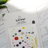 Suatelier sticker - deco flower