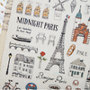 Suatelier sticker - midnight paris