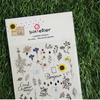 Suatelier sticker - the secret garden